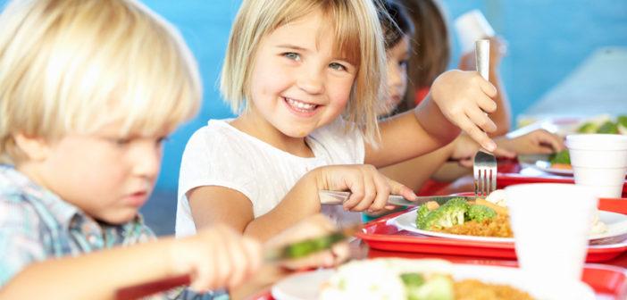 Oběd je grunt. Jak se stravují děti aproč jsou důležité školní jídelny?
