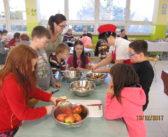 Vánoční týden spojený se dnem otevřených dveří ve školní jídelně vKojetíně