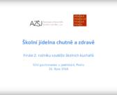 """Finále soutěže """"Školní jídelna chutně azdravě"""" – 2.ročník – video"""